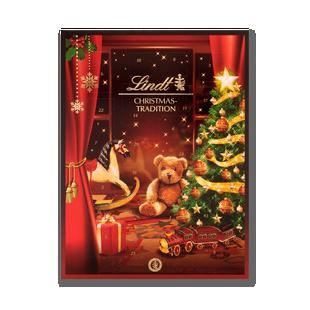 LINDT Tradition Advent Calendar 253g