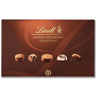 Lindt MASTER CHOCOLATIER COLLECTION Box 184g