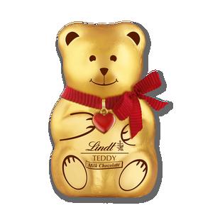 LINDT Teddy Milk 100g