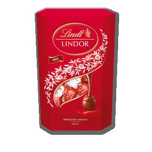 Lindor Milk Cornet 200g