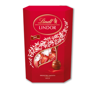 LINDOR Milk Cornet337g