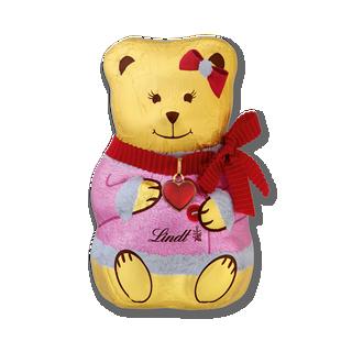 LINDT Teddy Girl Milk 100g