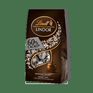 LINDOR Dark 60% Bag 137g
