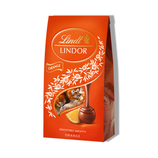 LINDOR Orange Bag 137g