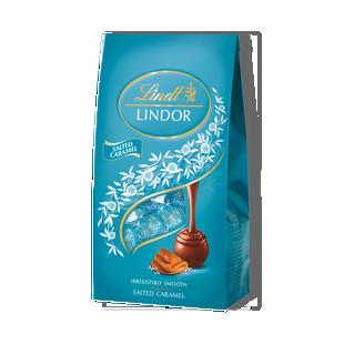 LINDOR Salted Caramel Bag 137g