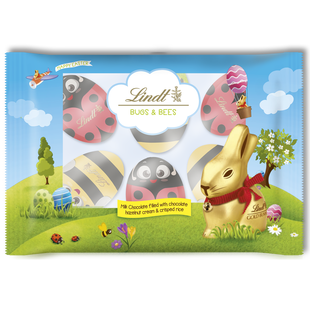 LINDT Bugs & Bees 100g