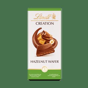 CREATION Hazelnut Wafer Bar 150g