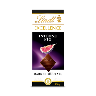 EXCELLENCE Intense Fig Bar 100g