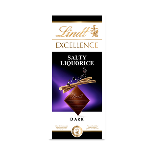 EXCELLENCE Salty Liquorice 100g