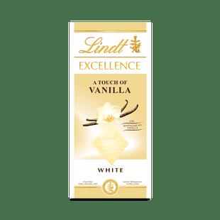 EXCELLENCE White Vanilla Bar 100g