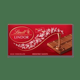 LINDOR Milk Tablet 100g